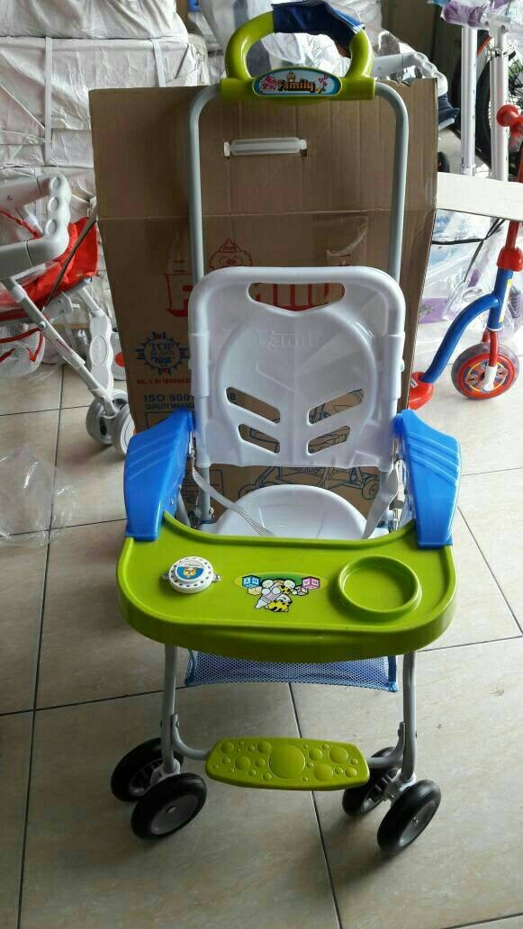 harga Kursi Makan Bayi / Chair Stroller Family (stroller Kursi)fc-8288 Tokopedia.com