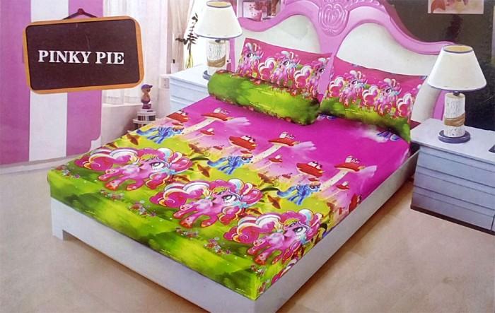 Jual Bed cover - Bedcover D'luxe Kintakun ukuran 120 x 200 - Pi Mewah