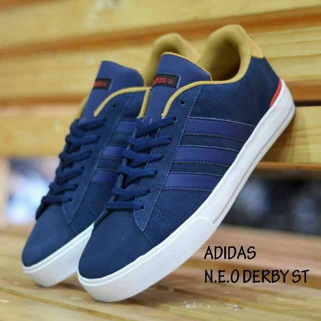 Jual Sepatu Adidas Neo Derby - Original Bandung  1cb466d8a9