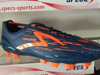 harga Sepatu bola specs accelerator lightspeed fg navy orange 2016 new color Tokopedia.com