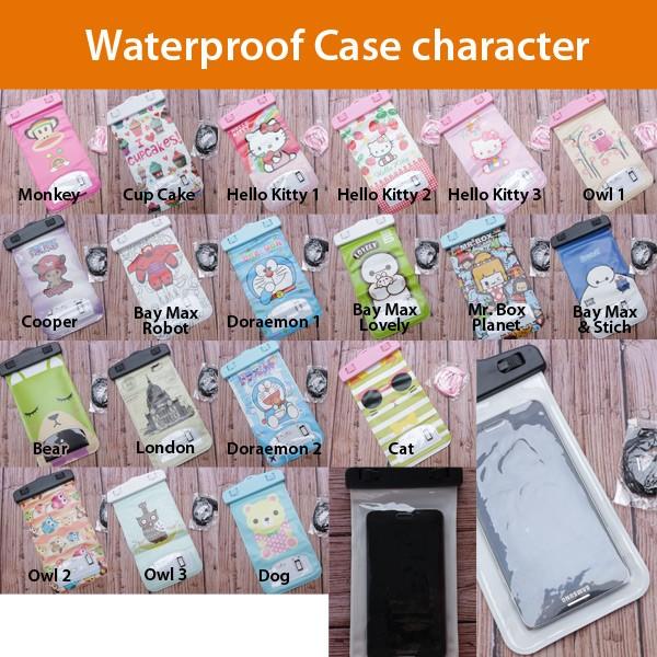 GROSIR Case Waterproof Handphone Aksesoris / Casing HP / Anti Air