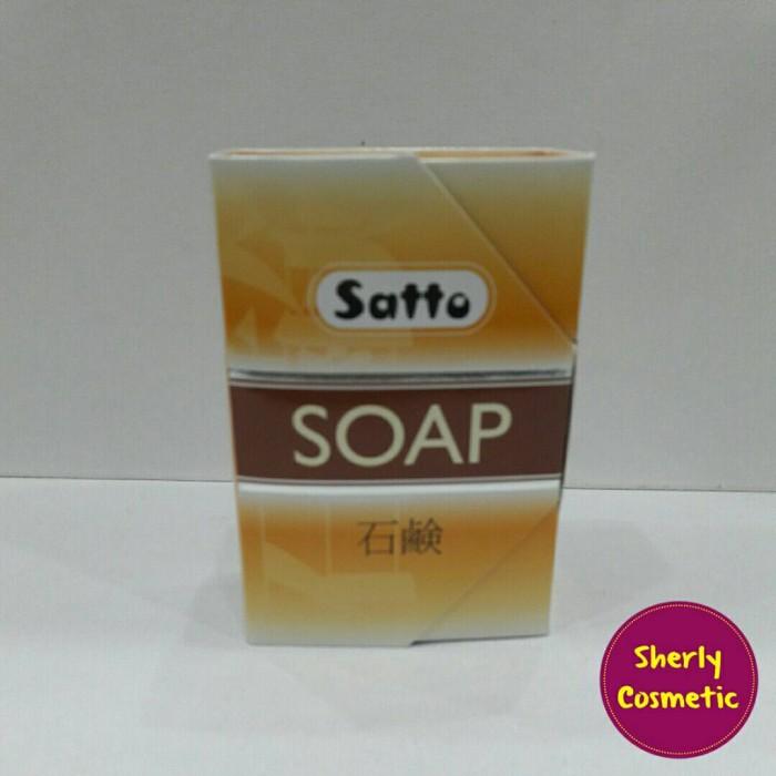 harga Satto Soap 120gr Tokopedia.com