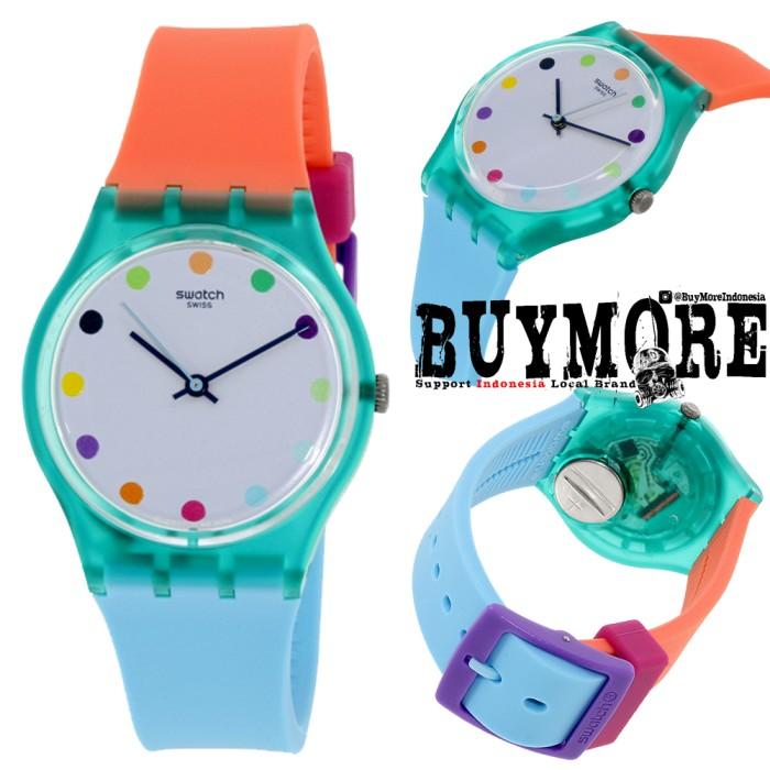 harga Swatch gg219 original jam tangan anak-anak cewek perempuan remaja Tokopedia.com