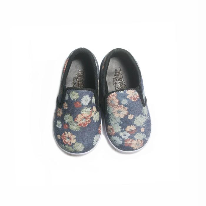 harga Sepatu anak perempuan tamagoo-noel flora slip on shoes sneakers murah Tokopedia.com