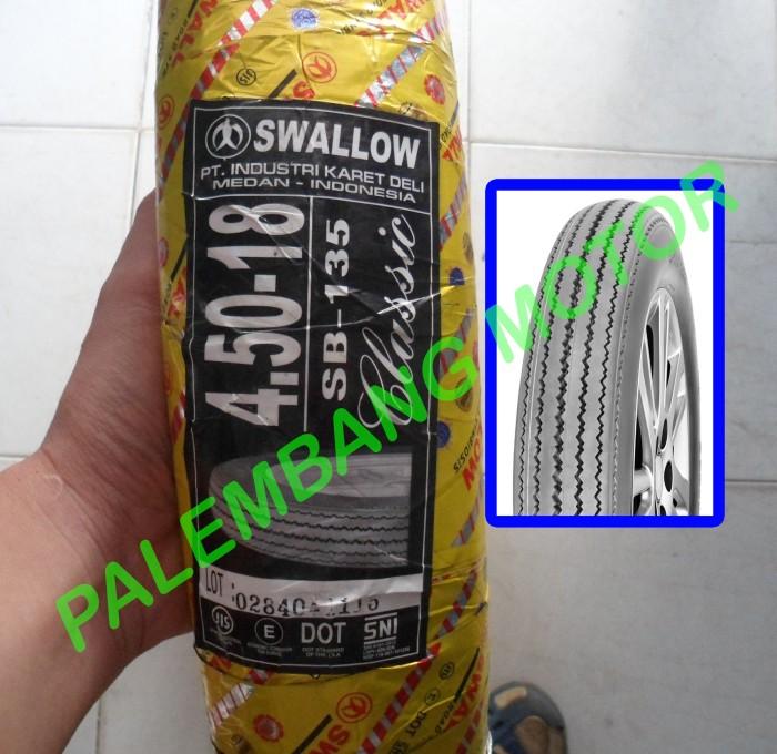 Jual BAN 18 SWALLOW CLASSIC SB 135 SB135 UKURAN 450 18