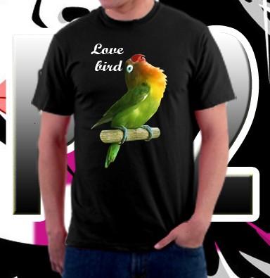 harga Kaos burung love bird fp1351 Tokopedia.com