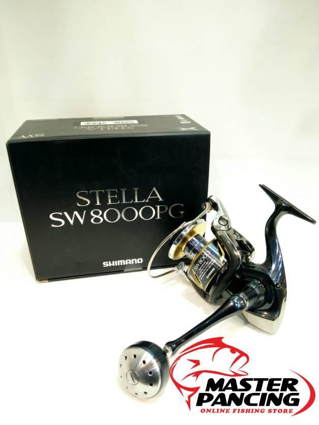 harga Reel shimano stella sw 8000pg Tokopedia.com