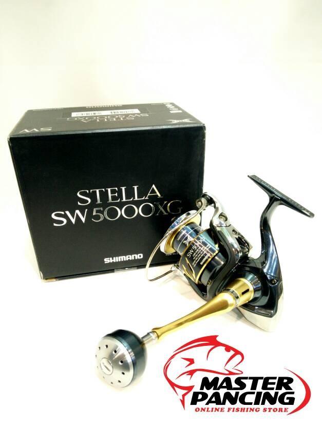 harga Reel shimano stella sw5000xg Tokopedia.com