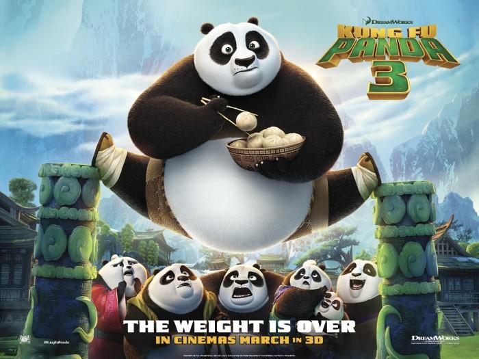 Jual Kung Fu Panda 3 2016 Kab Tuban Tontonan Hemat Tokopedia