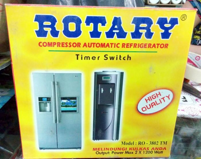 Foto Produk Rotary Timer Switch Kulkas dari CV. Teknologi Tepat Guna