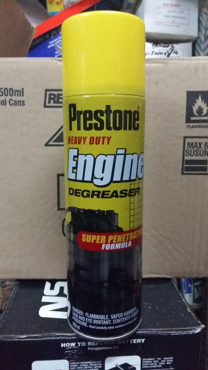 2 Prestone Heavy Duty Engine Degreaser Pembersih Ruang