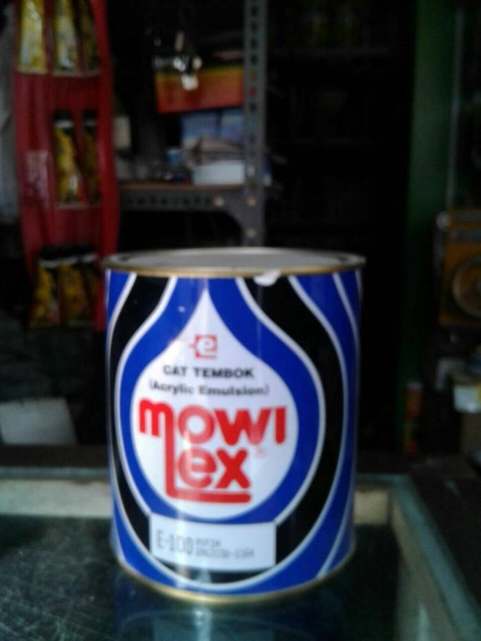 harga Cat tembok mowilex emulsion (1 kg) Tokopedia.com
