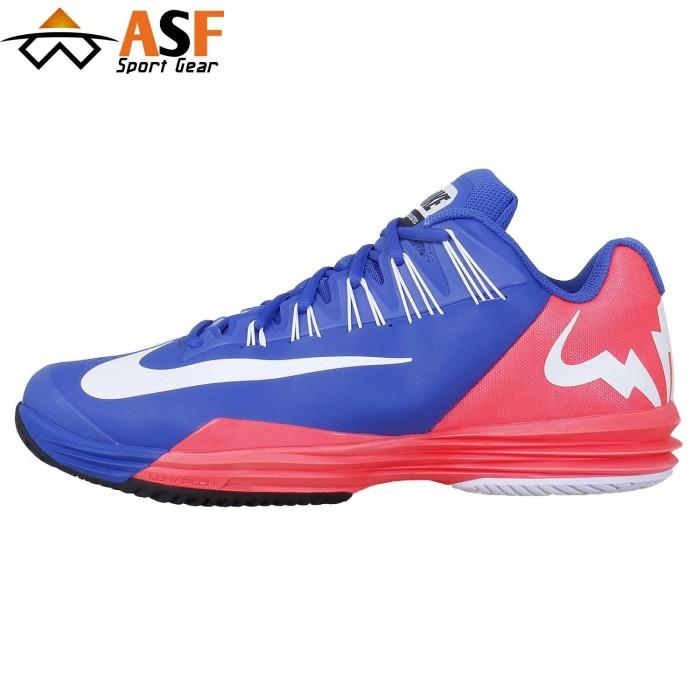 pretty nice 99080 aaf5a ... good nike lunar ballistec rafael nadal mens tennis shoes sneakers .  8b5e1 d064b