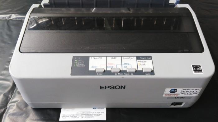 Jual Printer Epson Lx310 Second Bergaransi Printer Lx310 Bekas Siap Pakai Jakarta Pusat Scmprints Printer Spesialis Tokopedia
