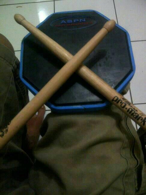 harga Mini pad drum size 6 inchi include stick maple sepasang Tokopedia.com