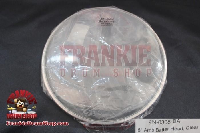 harga Drumhead remo en-0308-ba - 8  encore ambassador clear tom batter reso Tokopedia.com