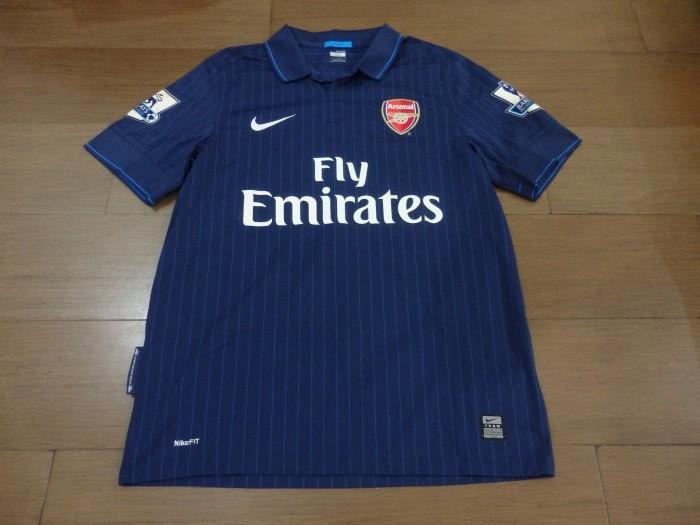 new product fde09 2e64f Jual Jersey Arsenal Away 2009-2010 Original - DKI Jakarta - Lapaknya  pmkw_kavi | Tokopedia