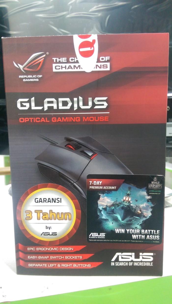 Jual Gaming Asus Cek Harga Di Tuf Fx504ge E4267t Mouse Rog Gladius Tokopediacom