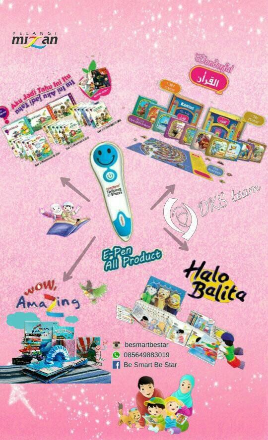 Foto Produk E Pen All in One (Halo balita, WAS, CIS, WAQ) dari fanjaya