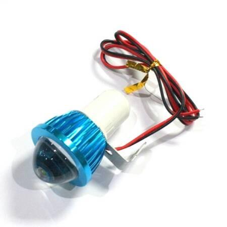 harga Lampu luxeon cr7 biru 5 watt -lampu motor murah Tokopedia.com