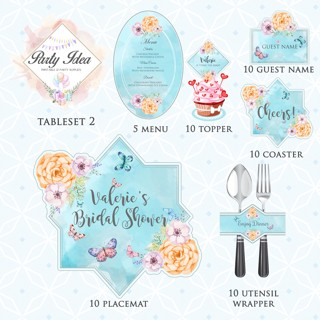 graphic about Printable Party known as Jual social gathering decoration printable - DKI Jakarta - Social gathering Strategy On-line  Tokopedia