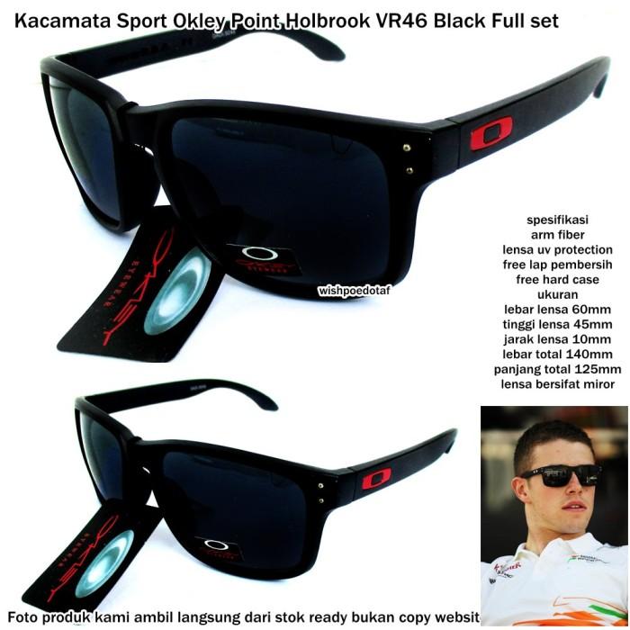 Jual Kacamata sport okley point holbrook VR46 - WISHOPE DOTAF ... 6346398c82