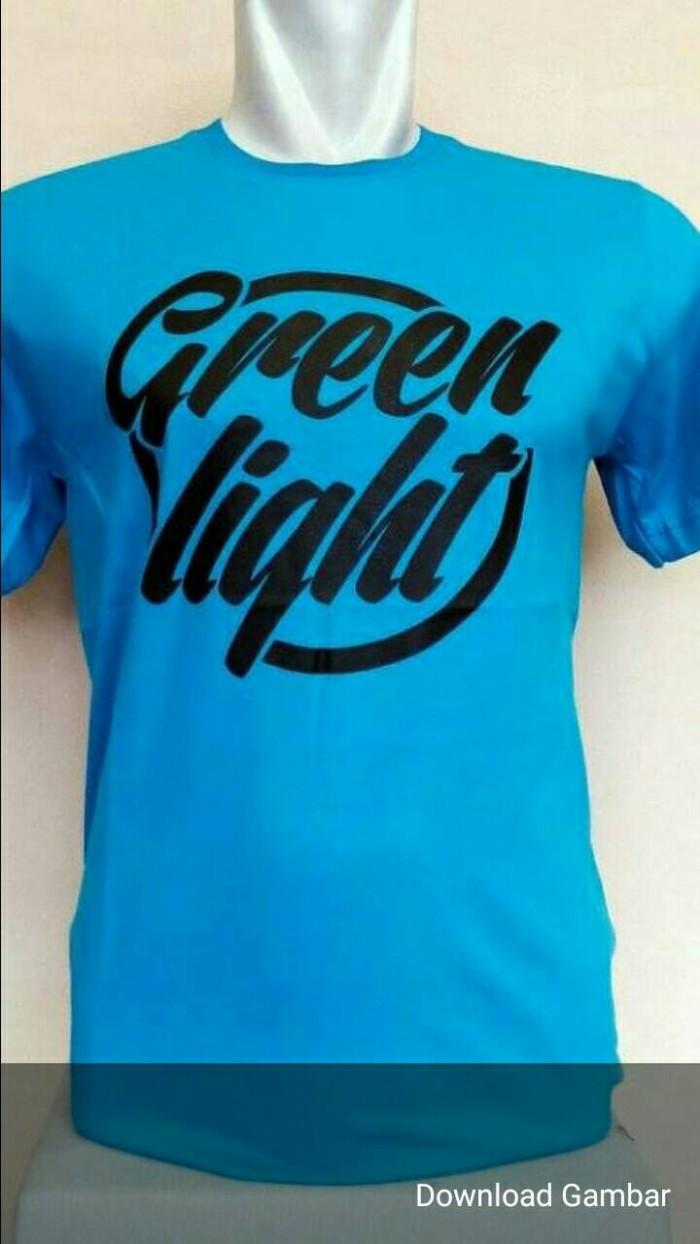 kaos/baju greenlight