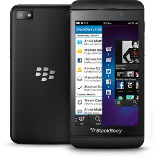 Blackberry z10 stl1-002 4g lte new garansi 2 tahun