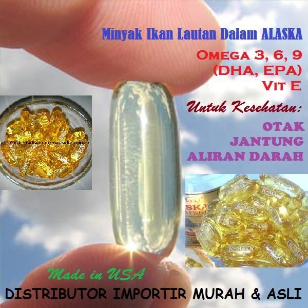 Info Vitamin Minyak Ikan Travelbon.com