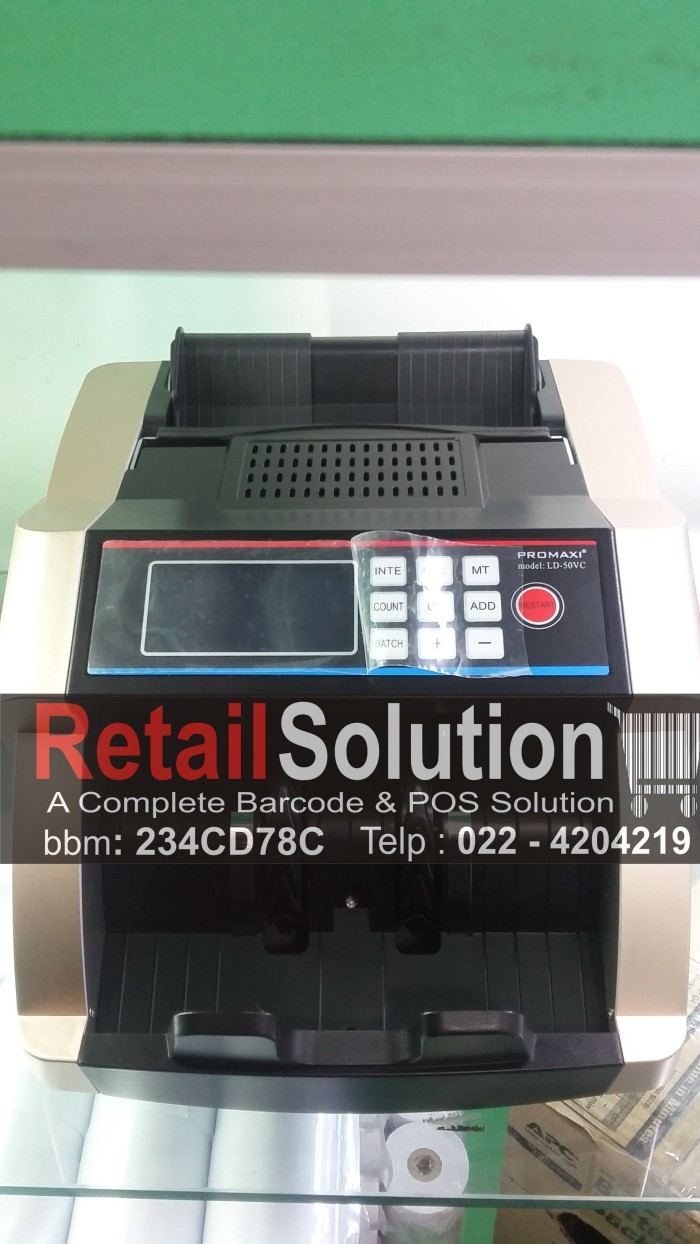 Mesin Deteksi Uang Secure Md 17 Best Buy Indonesia Hitung Money Counter Ld 22a Palsu Promaxi 50 Vc