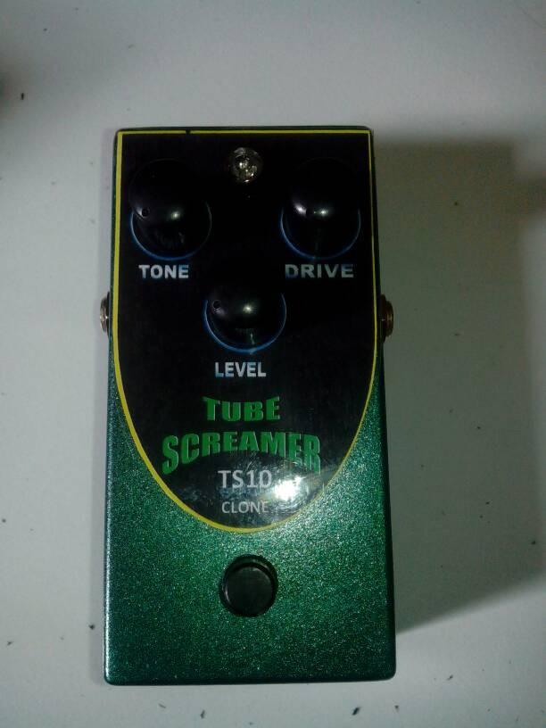 Jual efek gitar tube screamer clone cek harga di PriceArea com