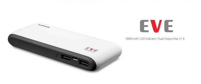 Power Bank Hippo Eve 10000 Mah Simple Pack