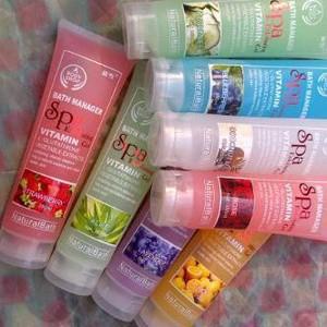 Katalog Spa Bodyshop Peeling Gel Travelbon.com