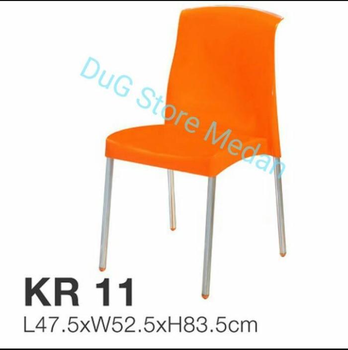 620 Kursi Plastik Orange HD Terbaru