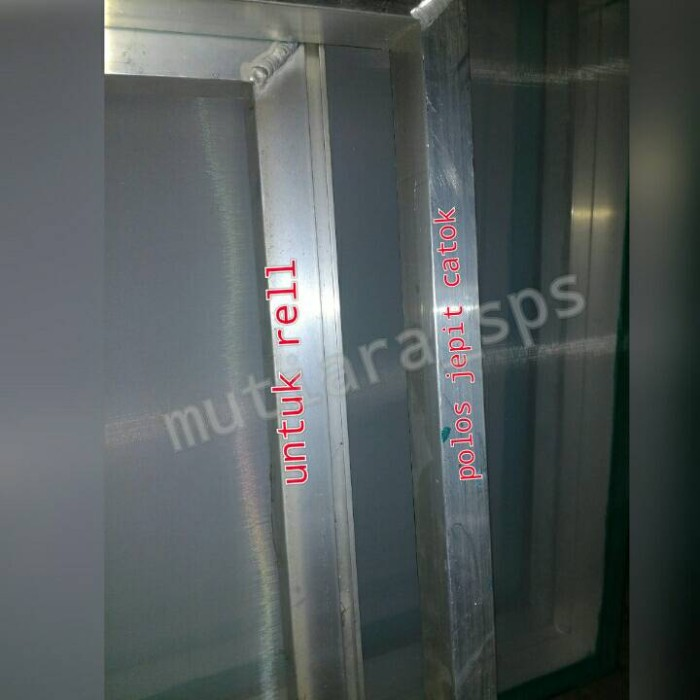Harga Screen Sablon Aluminium Travelbon.com