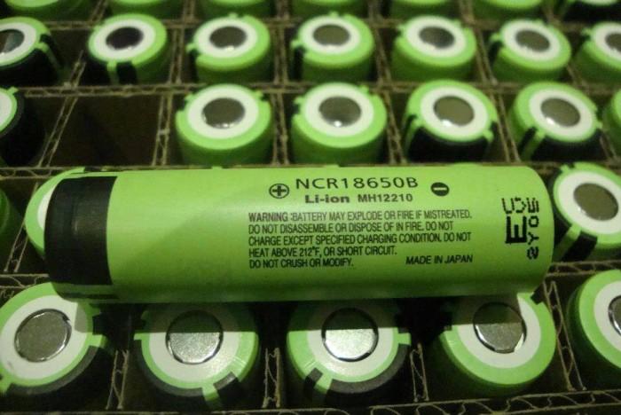 harga Baterai original 3400mah panasonic ncr18650b 18650 battery Tokopedia.com