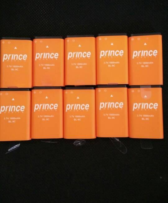 harga Battery / baterai handphone / hp prince pc-828 Tokopedia.com