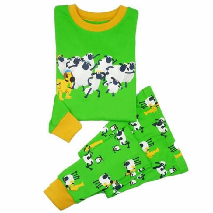 harga Piyama / pajamas shaun the sheep Tokopedia.com