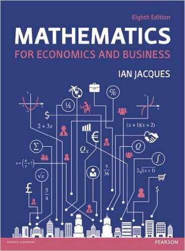 harga Mathematics for economics and business 8e jacques Tokopedia.com