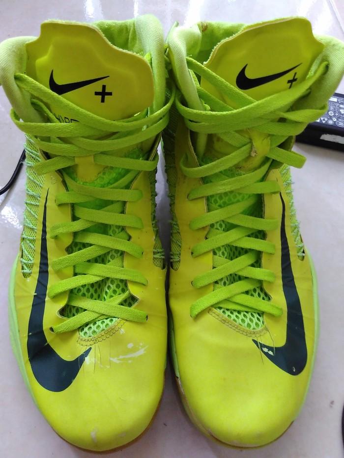 brand new b0bcf fe207 ... purchase sepatu basket nike lunar hyperdunk 2012 x brazil away original  23707 9f510