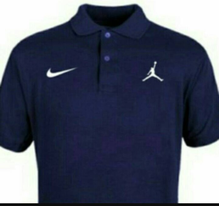 4a8c1ba439f Jual Polo shirt NIKE AIR JORDAN - Wandi t shirt | Tokopedia