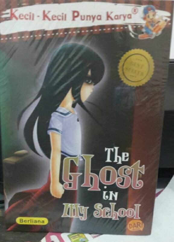 harga The ghost in my school Tokopedia.com
