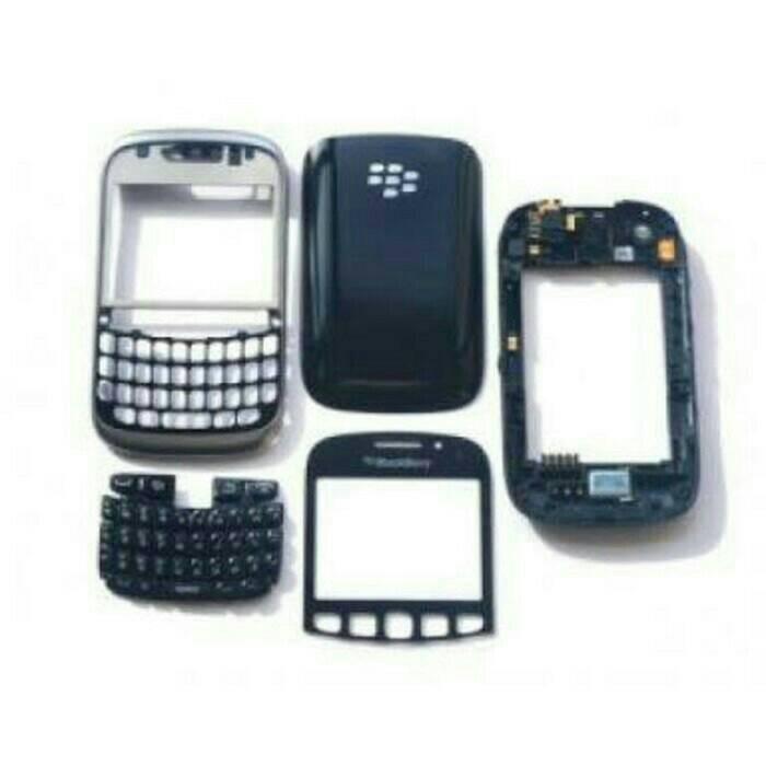 ... Hitam Putih Source · Casing kesing housing blackberry davis 9220 original fullset