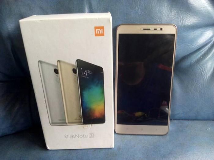 Xiaomi Redmi Note 3 Pro 32 Gold Second Like New