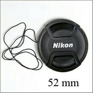 Nikon Lens Cap 52mm Image