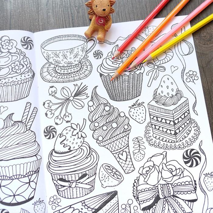 Fun And Joy Coloring Book Buku Mewarnai Gambar