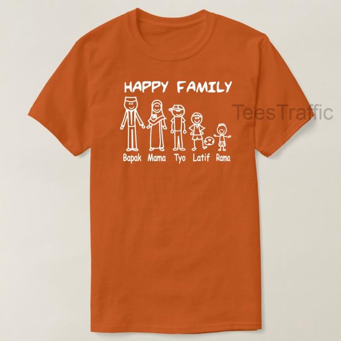 74+ Ide Desain Kaos Family HD Yang Bisa Anda Tiru