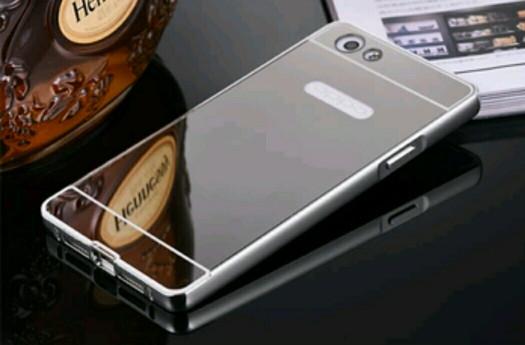 Bumper Slide Mirror Case Oppo Neo 7 (A33)