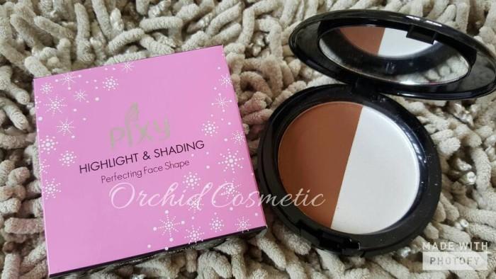harga Pixy highlight & shading perfecting face shape Tokopedia.com