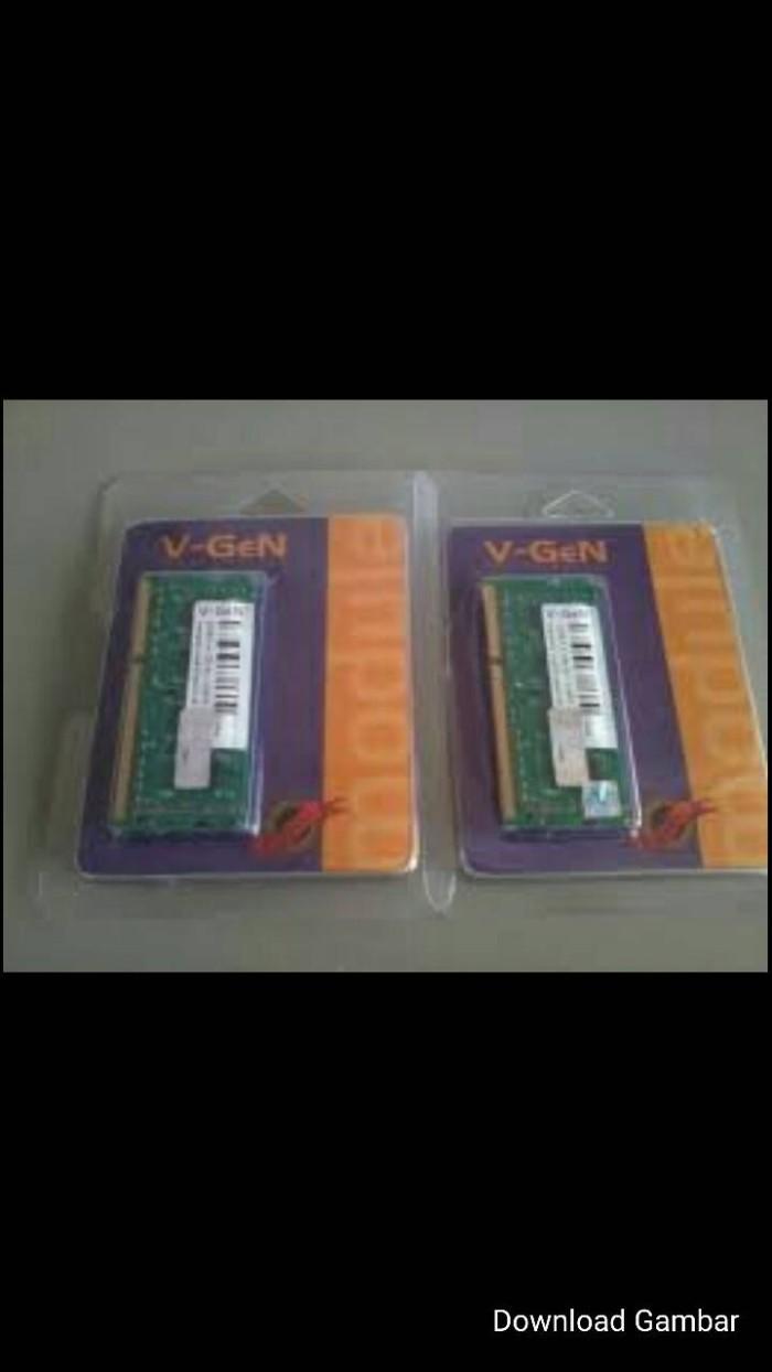 Jual MEMORY RAM V GEN UNTUK LAPTOP 4GB DDR3 PC10600 12800
